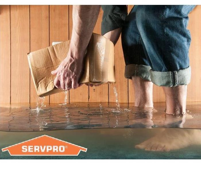 Water Damage Advice During your Water Damage